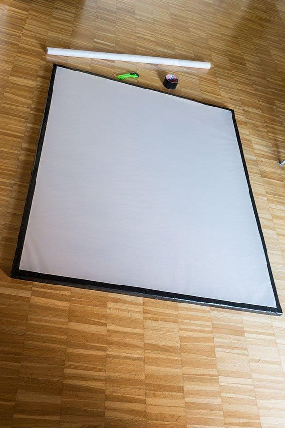 beleuchtungskonzept wohnzimmer bzw dark room f r akustik band licht amateurfilm forum. Black Bedroom Furniture Sets. Home Design Ideas