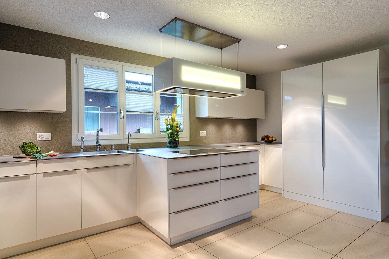 Designer Küchen Dekoration Inspiration Innenraum und