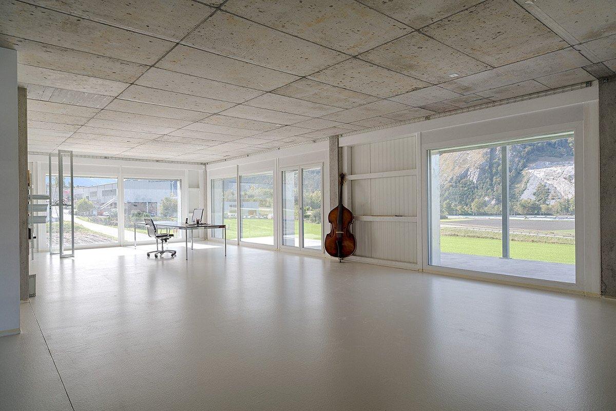Immobilien- /Baufotografie für Schlumpf Immobilien - Trimmis